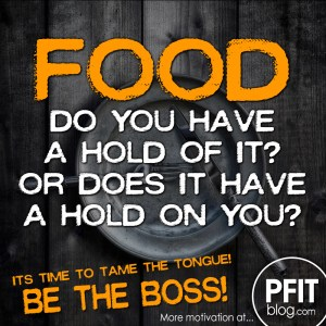 FOOD - be the boss