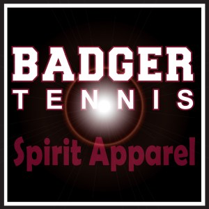 Badger Boys Tennis- Store will be open until Further Notice. Please select -Local Delivery- at checkout, as orders will be handed out at practice.