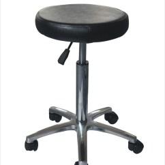 United Chair Medical Stool Calligaris Dining Chairs Barberpub Barber Salon Office Black Hydraulic