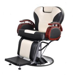 Black White Barber Chair How To Cane A Three All Purpose Hydraulic Salon Spa Beauty