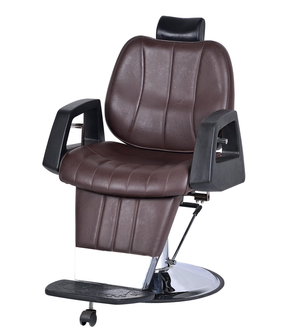 all purpose salon chair steel keychain hydraulic recline barber beauty