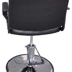 Black White Barber Chair Patio Furniture Replacement Glides Barberpub Classic Hydraulic Salon Beauty Spa