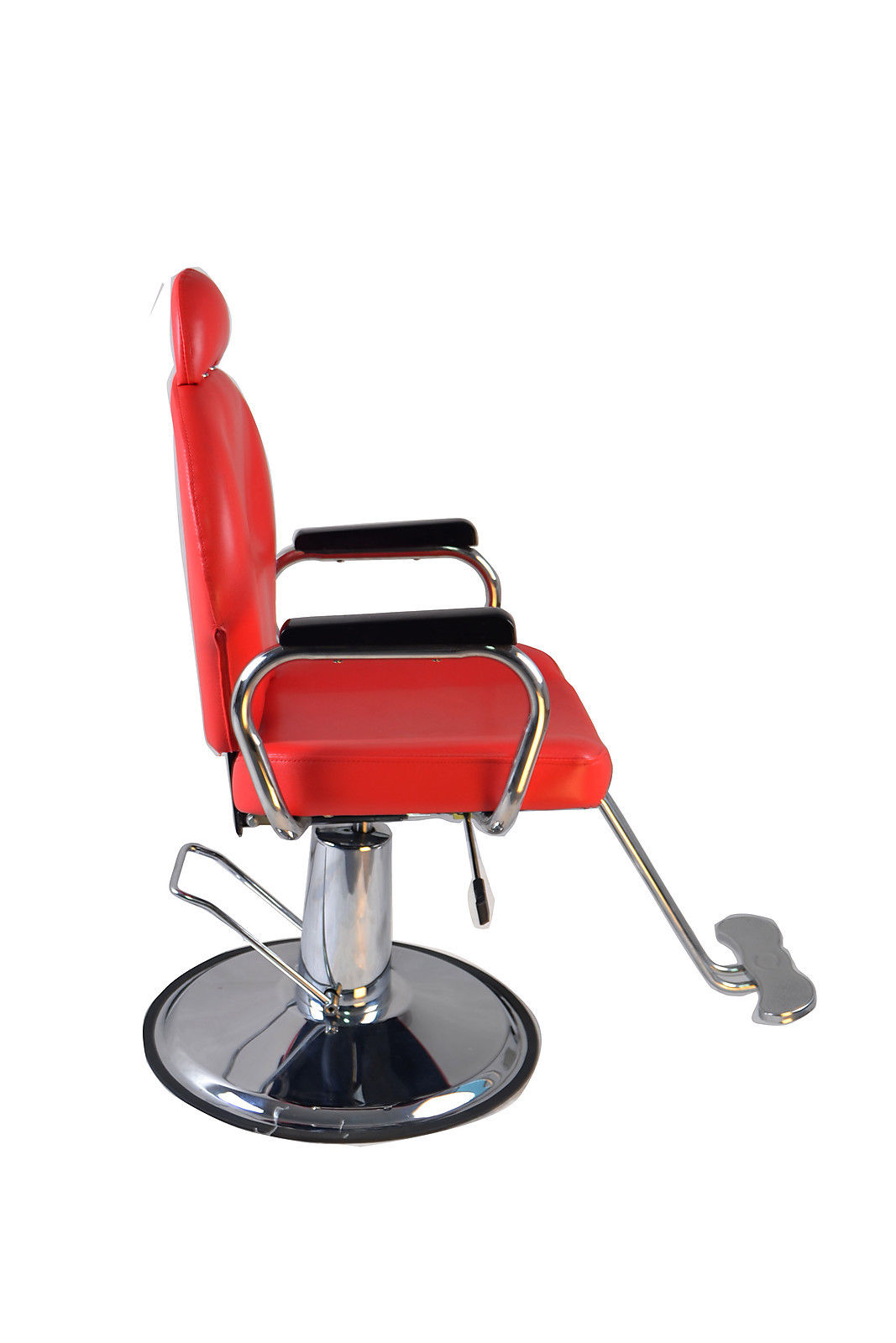 barber chair brands eames style office chairs barberpub reclining hydraulic salon styling