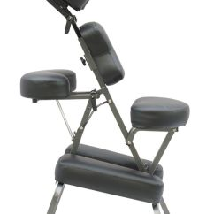 Chair Massage Accessories Target Little Kid Chairs Mcombo 4 Quot Portable Black Tattoo Spa Free Carry Case
