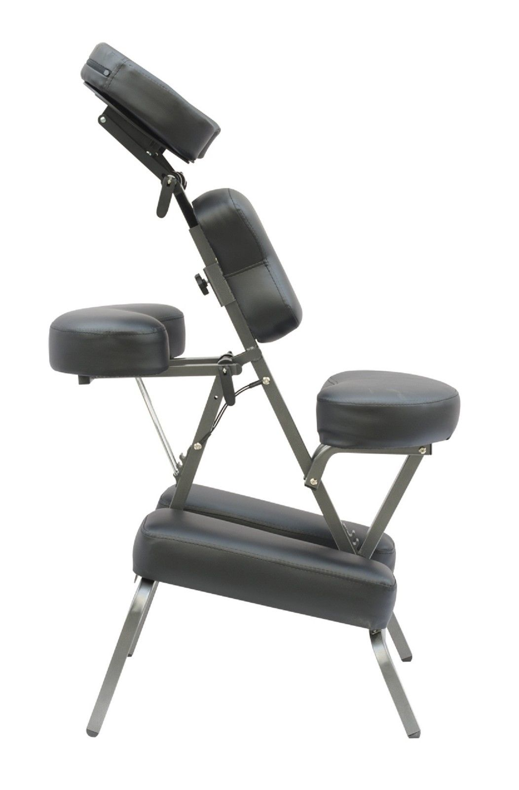 Portable Tattoo Chair Mcombo 4 Quot Portable Black Tattoo Chair Spa Free Carry Case