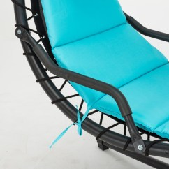 Hammock Chair With Canopy Logo Design Hanging Chaise Lounger Arc Stand Air Porch Swing