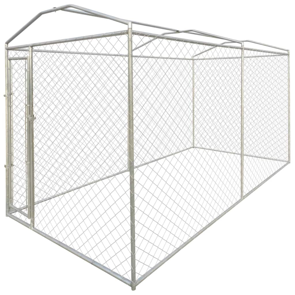 13 X6 Outdoor Dog Kennel Cover Large Enclosure Cage House