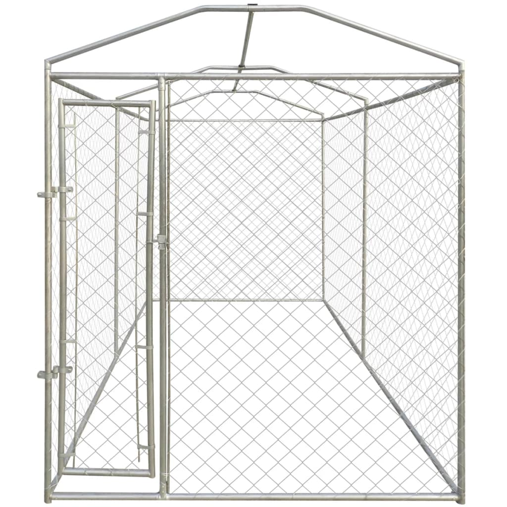 13'x6' Outdoor Dog Kennel Cover Large Enclosure Cage House