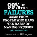 99 percent of failures
