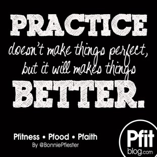 practice makes better