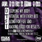 DEFINITION OF DIET