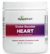 heart shake booster