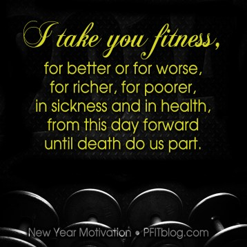 I take you fitness