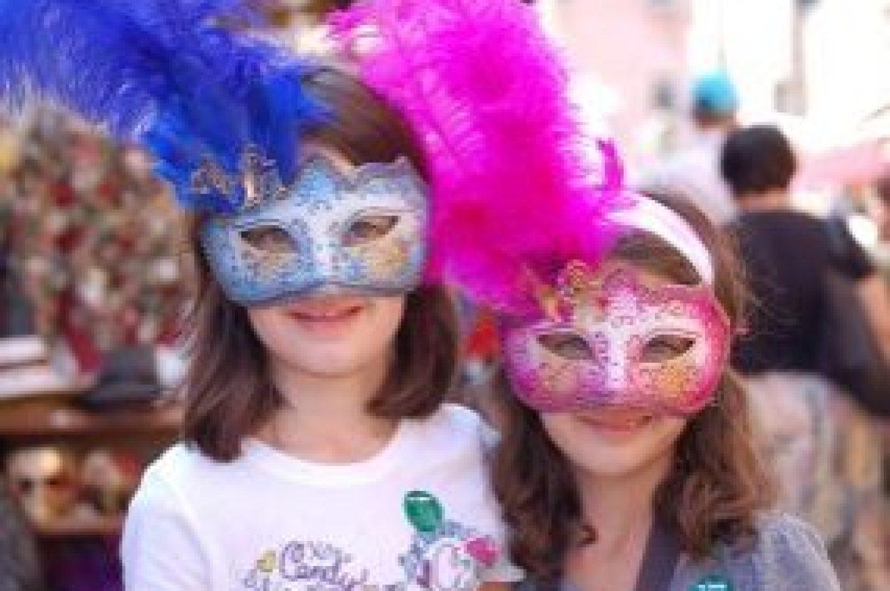 Venice mask kids