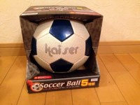 サッカーボール 5号球