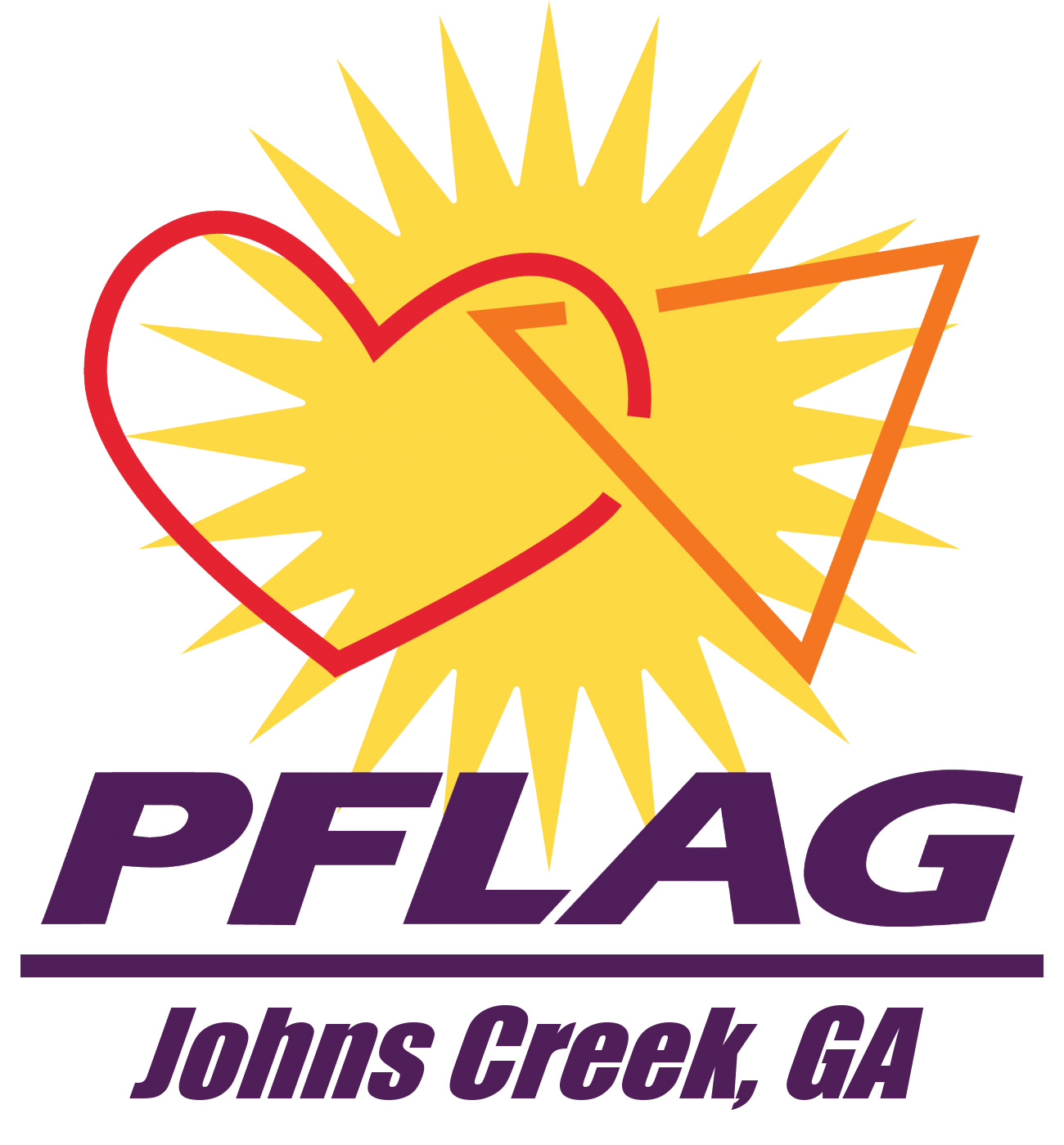 PFLAG - Johns Creek, GA - No Background