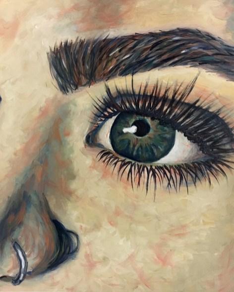 """Reflection"" by Tristyn Vincelette"