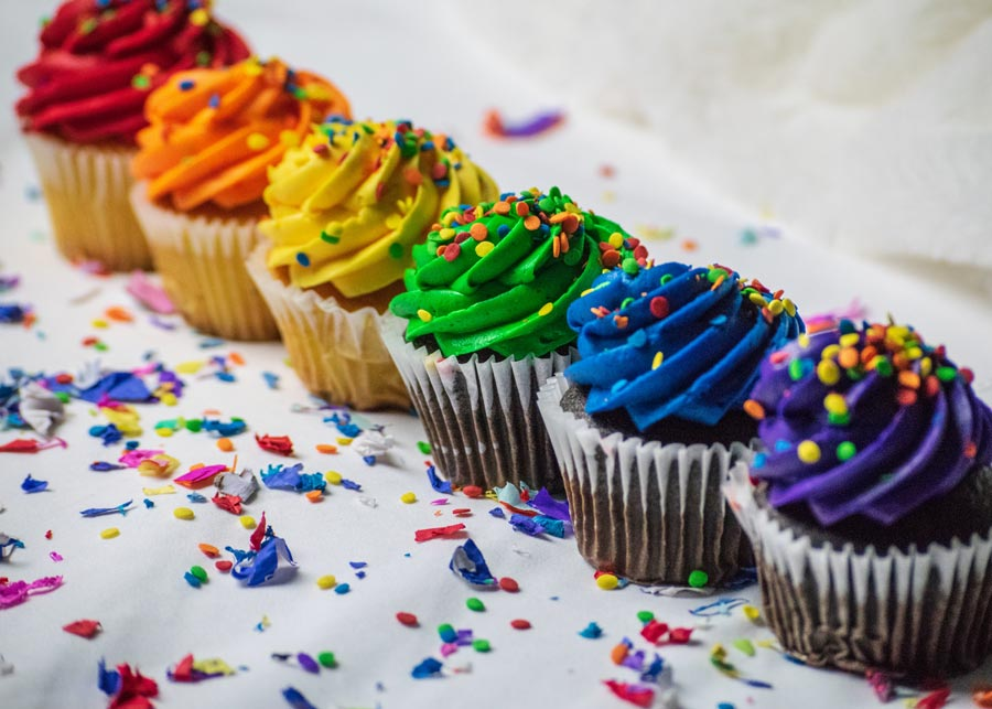 Cupcakes and gay-straight alliance combat bullying