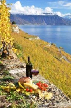 Aliments sains et naturels de Suisse