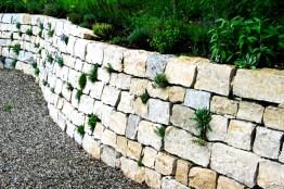 Jura Trockenmauer