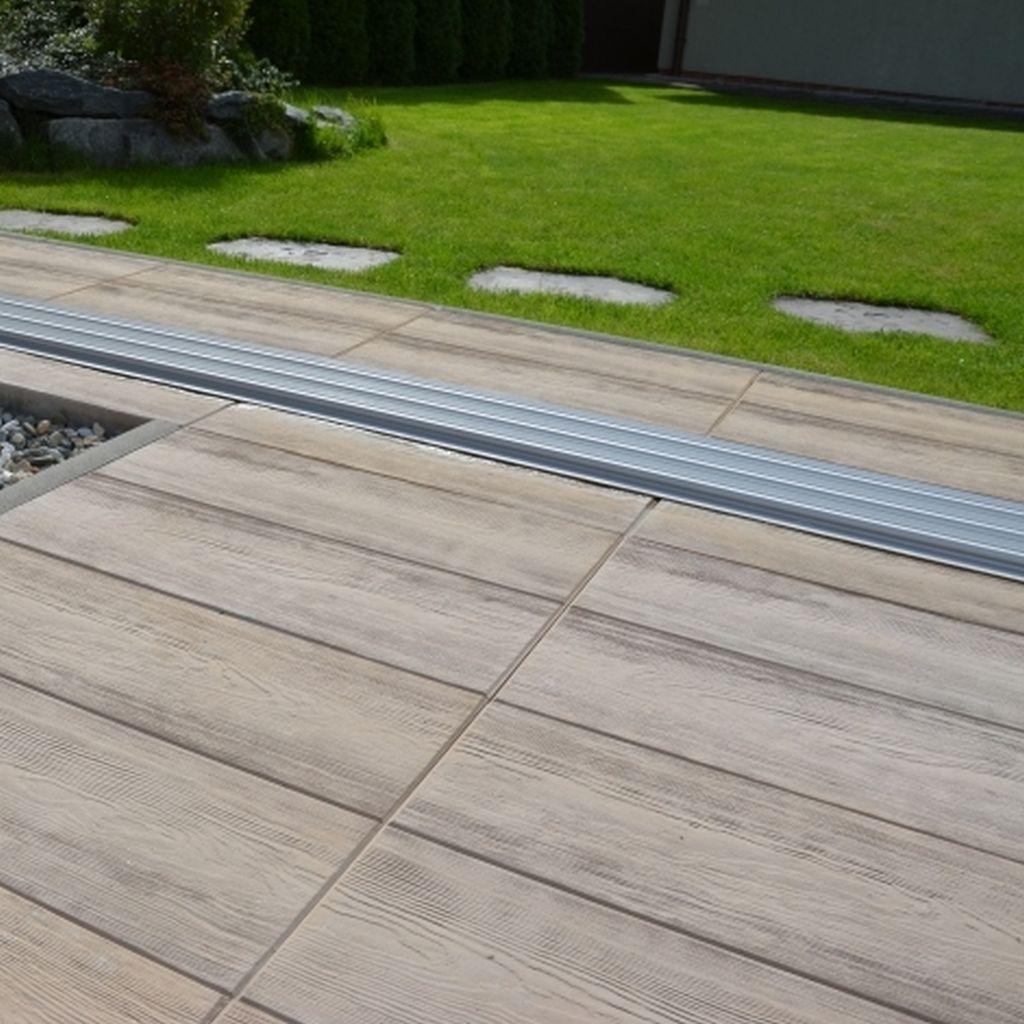 Gartenplatten Holz Terrassenbelag Holzoptik Erstaunlich