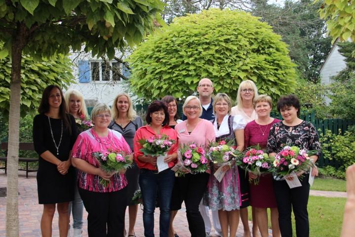 35 Jahre Pflegeheim Wollomoos