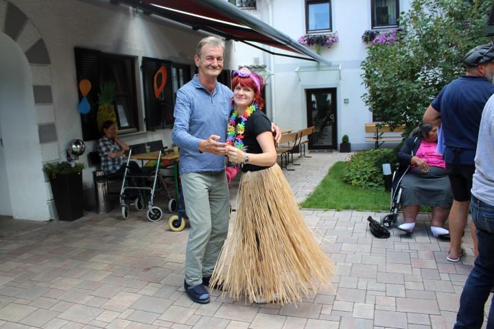Karibikfeeling bei unserem Sommerfest