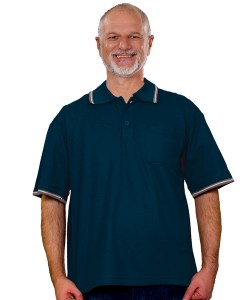 *FrankT* offenes Pflege Polo-Shirt