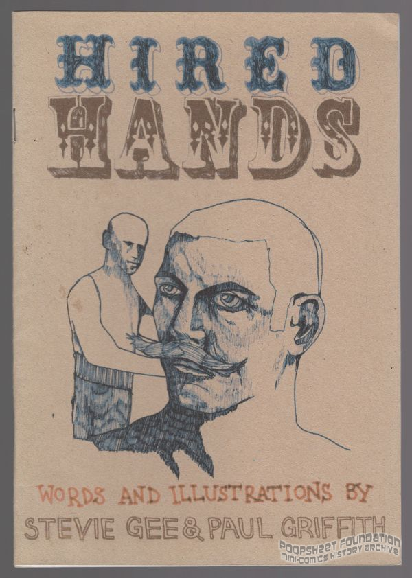 Cover art for Hired Hands
