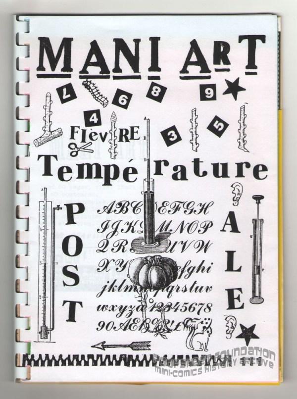 Cover art for Mani Art #111