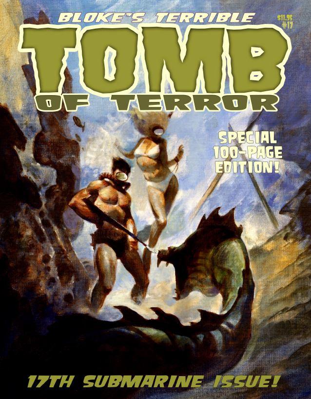 Bloke's Terrible Tomb of Terror #17