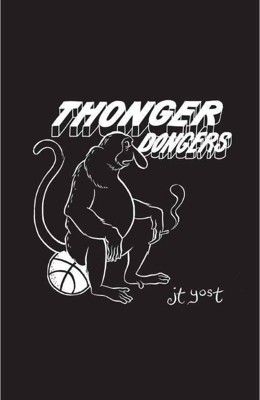Thonger Donger #3