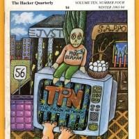 2600 Vol. 10, #4 hacker zine cellphones Smartphone computers 1993