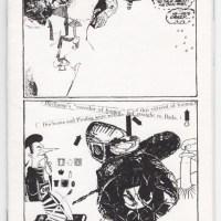 INKLINGS & MUSINGS #1 comic zine JEREMY EATON Ernest Mann NIRVANA Little Free Press 1993