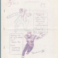 COMIC HEROES REVISITED #2 fanzine BERNIE BUBNIS Rick Weingroff IBIS fan zine 1964