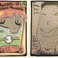 Peculiar Paper People 8 & 9 - Billy McKay