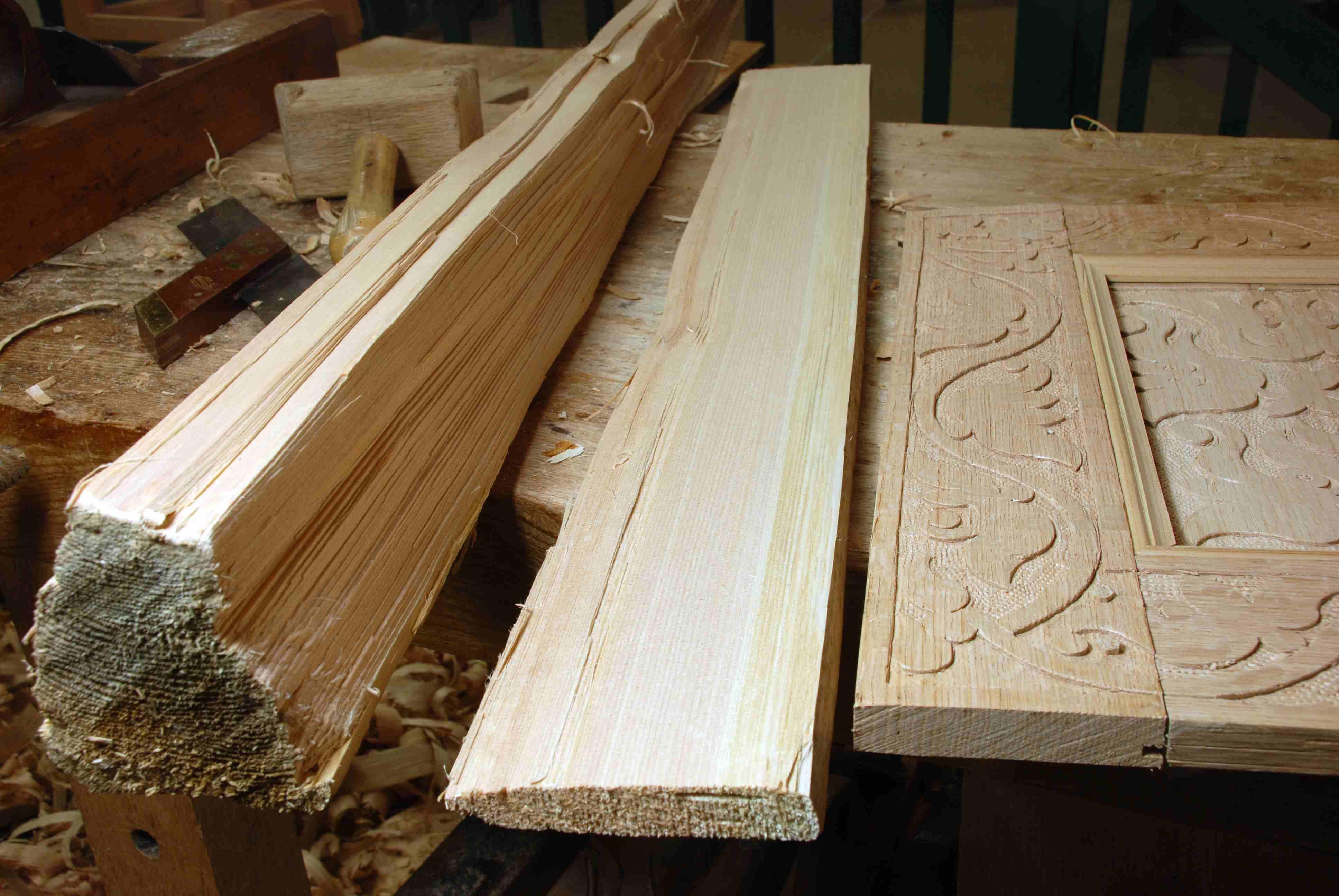 Atlantic White Cedar Lumber