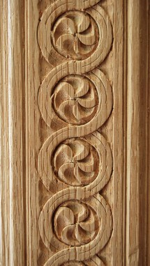 Wood carving patterns thin year of clean water