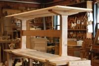 Trestle Table Design Plans Plans Free Download ...