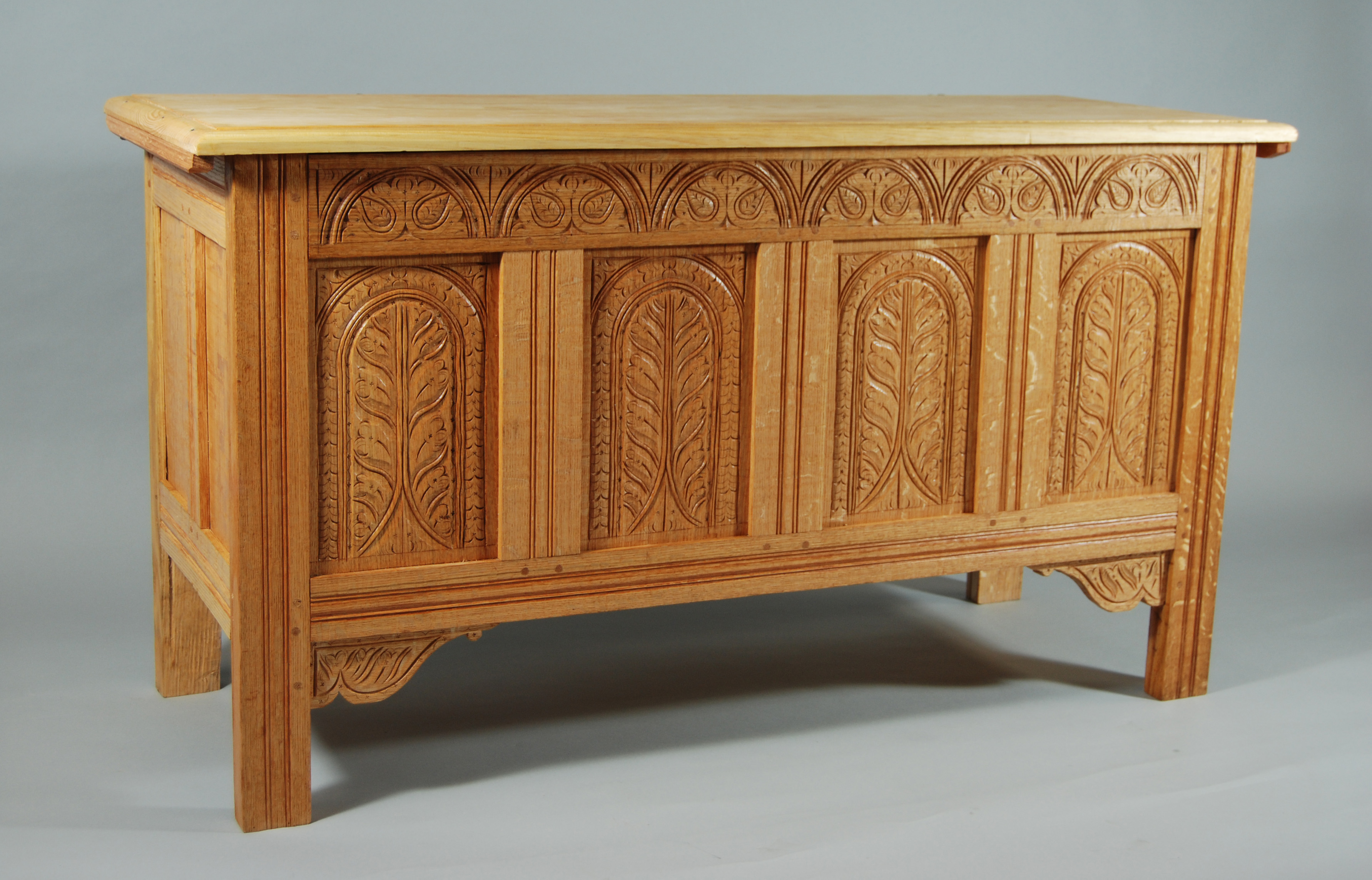 Wainscot Chests Peter Follansbee Joiners Notes