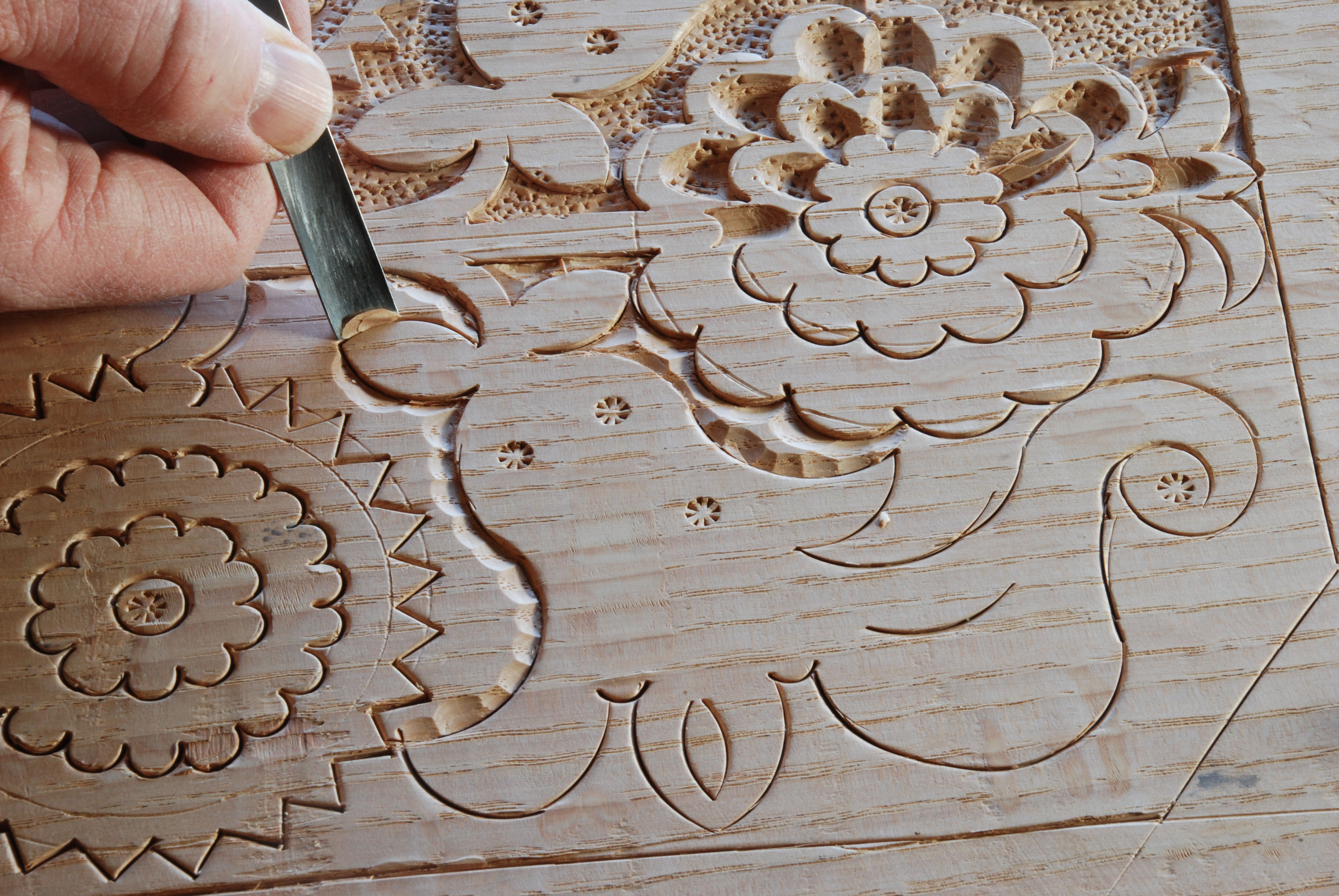 re scheduled carving class