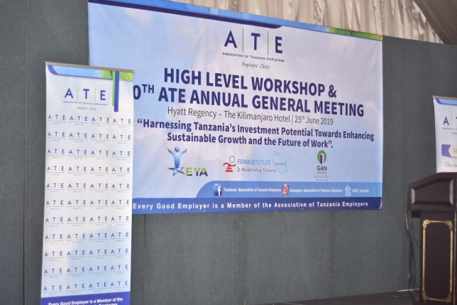 Gamariel High-Level Workshop in Tanzania Banner