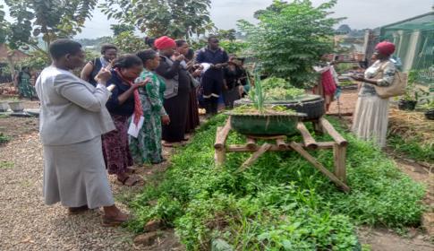 Margret-inclusive farming