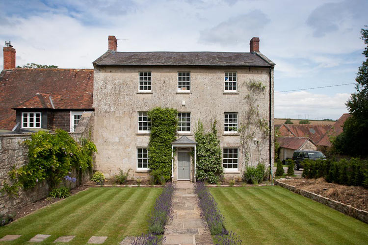 Grade Ii Listed Farm House Renovation Wiltshire  Pf Parsons