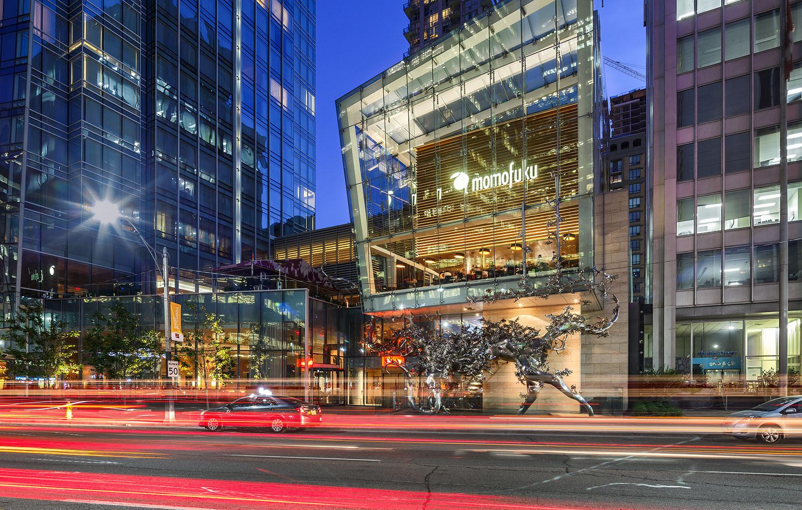 Shangri La Hotel Toronto Pfs Studio