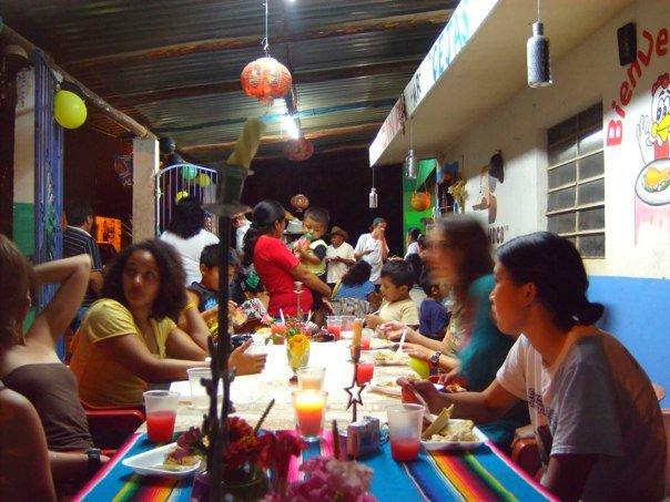 Yucatan Surprise Party