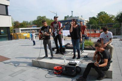 """Die Band """"Tunnelblick"""""""