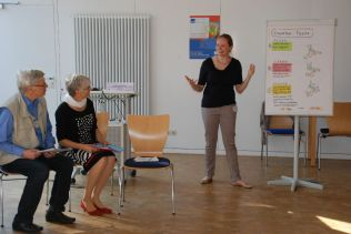 Fokus E mit Johanna Meißner u. Theresa Köckeritz