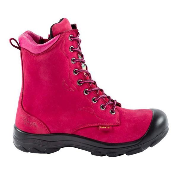 Women's Work Boots Steel Toe Shoes