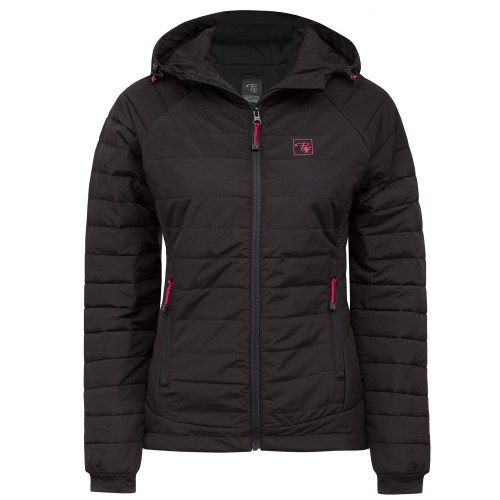 Womens packable jacket